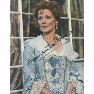 Samantha Bond Autograph Signed Photograph