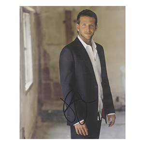 Bradley Cooper Signed Photograph