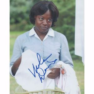 Viola Davis  Autograph Signed Photograph