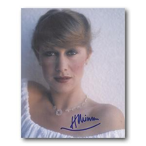 Helen Mirren Autograph Signed Photograph