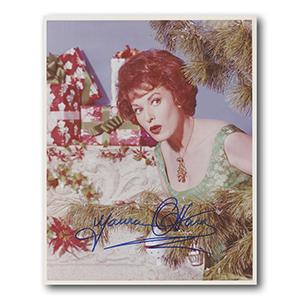 Maureen O'Hara Autograph Signed Photograph