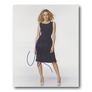 Sarah Jessica Parker Autograph Signed Photograph