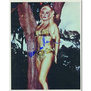 Mamie Van Doren Autograph Signed Photograph