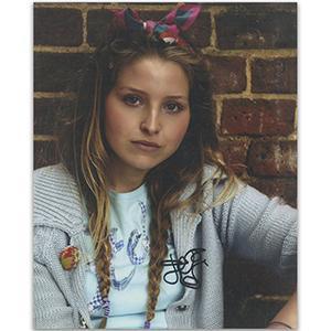Jessie Cave Autograph Signed Photograph