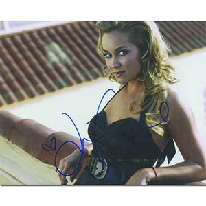 Lauren Conrad Autograph Signed Photograph