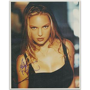 Katherine Heigl Autograph Signed Photograph