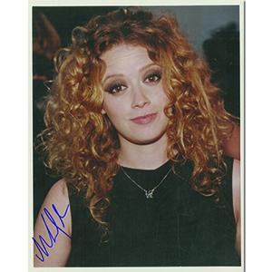 Natasha Lyonne Autograph Signed Photograph