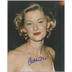 Gretchen Mol Autograph Signed Photograph