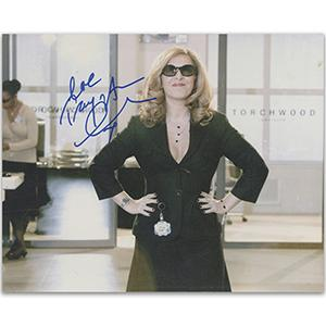 Tracy-Ann Oberman Autograph Signed Photograph