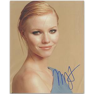 Melissa Sagemiller Autograph Signed Photograph