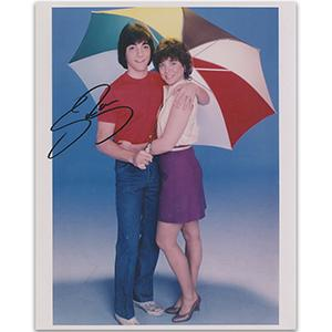 Scott Baio Autograph Signed Photograph