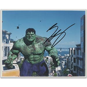 Eric Bana Autograph Signed Photograph