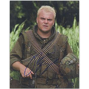 Jack Black Autograph Signed Photograph