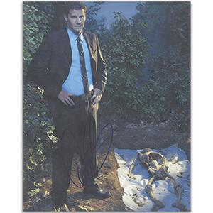 David Boreanaz Autograph Signed Photograph
