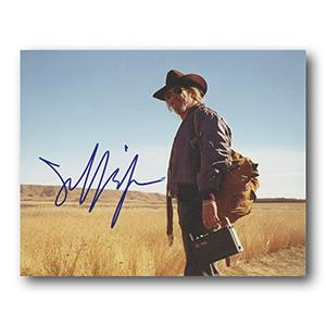 Jeff Bridges Autograph Signed Photograph