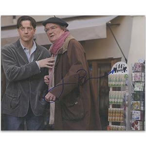 Jim Broadbent Autograph Signed Photograph