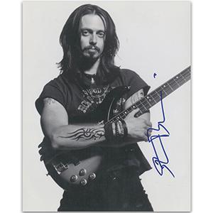 Steve Buscemi Autograph Signed Photograph