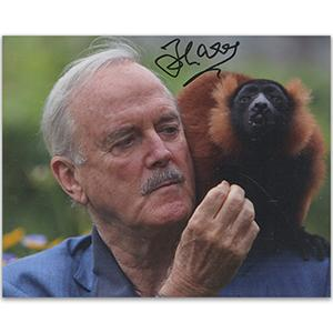 John Cleese Autograph Signed Photograph