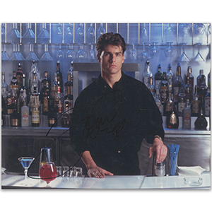 Tom Cruise Autograph Signed Photograph