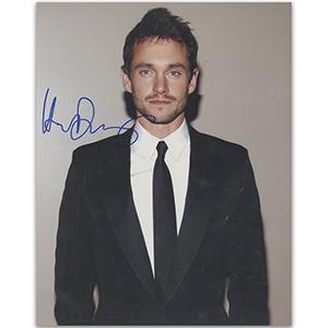 Hugh Dancy Autograph Signed Photograph