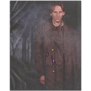 Christopher Eccleston Autograph Signed Photograph