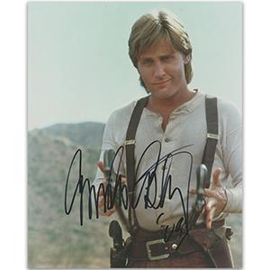 Emilio Estevez Autograph Signed Photograph