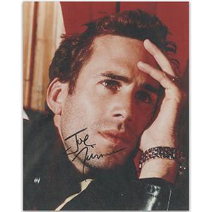 Joseph Fiennes Autograph Signed Photograph
