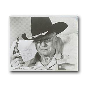 John Gielgud Autograph Signed Photograph