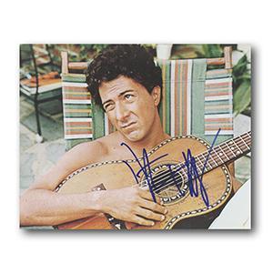 Dustin Hoffman Autograph Signed Photograph