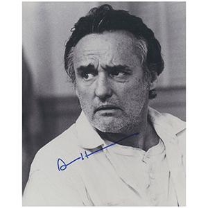 Dennis Hopper Autograph Signed Photograph