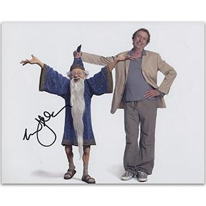 Eric Idle Autograph Signed Photograph