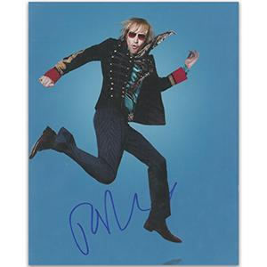 Rhys Ifans Autograph Signed Photograph