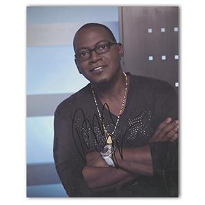 Randy Jackson Autograph Signed Photograph