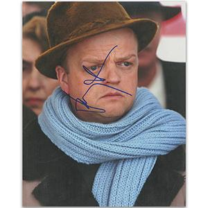 Toby Jones Autograph Signed Photograph