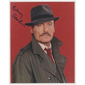 Stacy Keach Autograph Signed Photograph