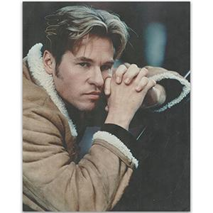 Val Kilmer Autograph Signed Photograph