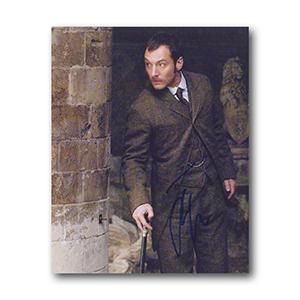Jude Law  Autograph Signed Photograph