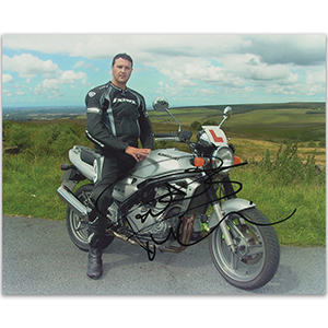 Paddy McGuiness Autograph Signed Photograph