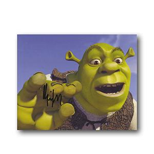 Mike Myers  Autograph Signed Photograph