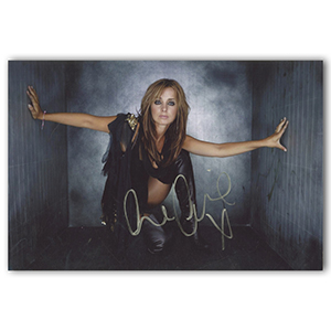 Louise Autograph Signed Photograph