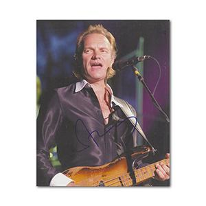 Sting Autograph Signed Photograph