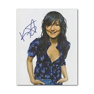 K.T Tunstall Autograph Signed Photograph