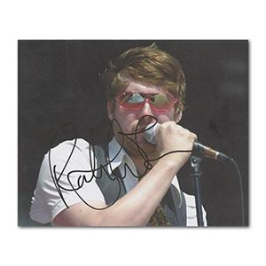 Ricky Wilson Autograph Signed Photograph