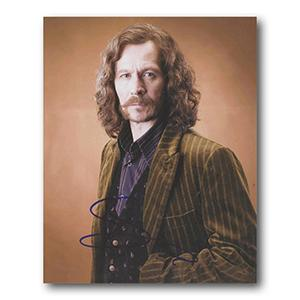 Gary Oldman Autograph Signed Photograph