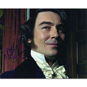 Nathaniel Parker Autograph Signed Photograph