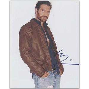 Ed Quinn Autograph Signed Photograph