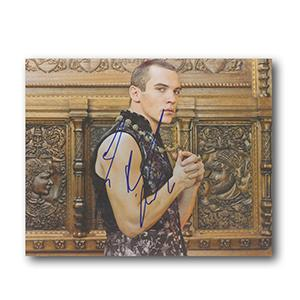 Jonathan Rhys Meyers Autograph Signed Photograph