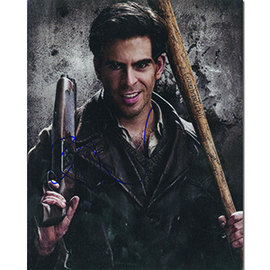Eli Roth Autograph Signed Photograph