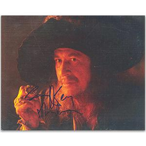 Geoffrey Rush Autograph Signed Photograph