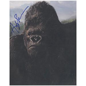 Andy Serkis Autograph Signed Photograph